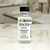 Trichloroacetic Acid Solution TCA 25% Chemical Skin Peel from Erlenmeyer's Laboratory