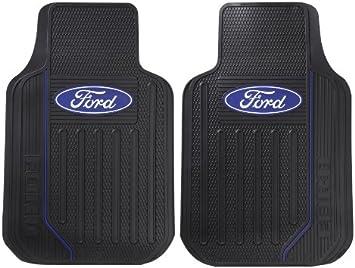 Amazon Com Plasticolor 001489r01 Elite Ford Floor Mat Automotive