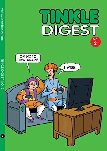(TINKLE DIGEST 2)
