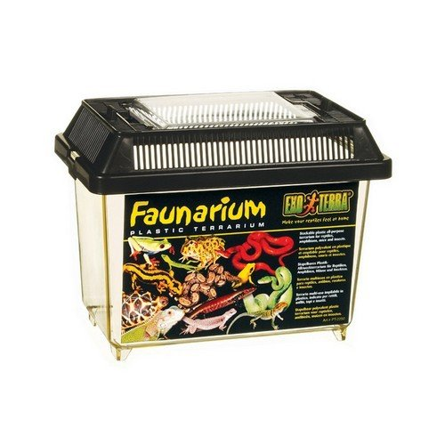 Exo-Terra Faunarium (12x7.5x8in) (Standard)