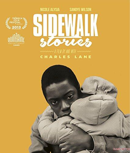Sidewalk Stories [Blu-ray]