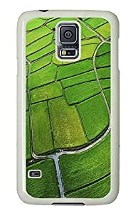 Samsung Galaxy S5 case mate cases Paddy PC White Custom Samsung Galaxy S5 Case Cover