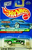 Mattel Hot Wheels 2000 Treasure Hunt Series Limited Edition 1957 '57 T-Bird (#8 of 12), Collector No. 056