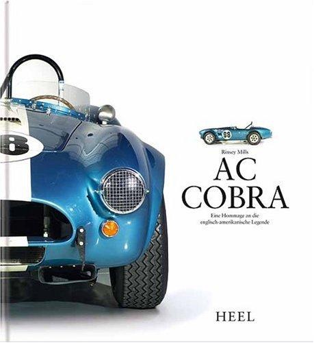 AC Cobra - Eine Hommage an die englisch-amerikanische Legende