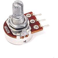 Healifty Potenciómetros para guitarra B250K Potenciómetros de eje