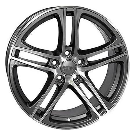 Amazon Com Oe Wheels 18 Inch Fits Volkswagen Cc Beetle Audi A3 A8