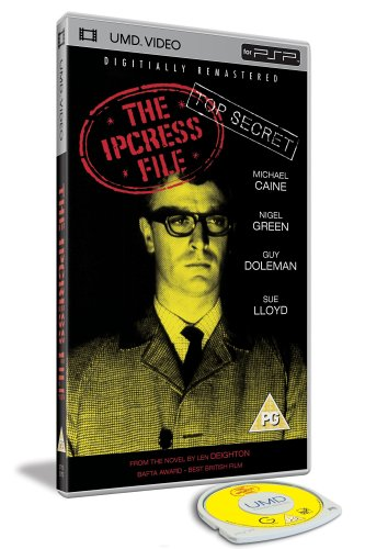 Ipcress File [Reino Unido] [UMD Mini para PSP]: Amazon.es: Bruce Stetson, Sue Lloyd, Gordon Jackson, Nigel Green, Michael Caine: Cine y Series TV