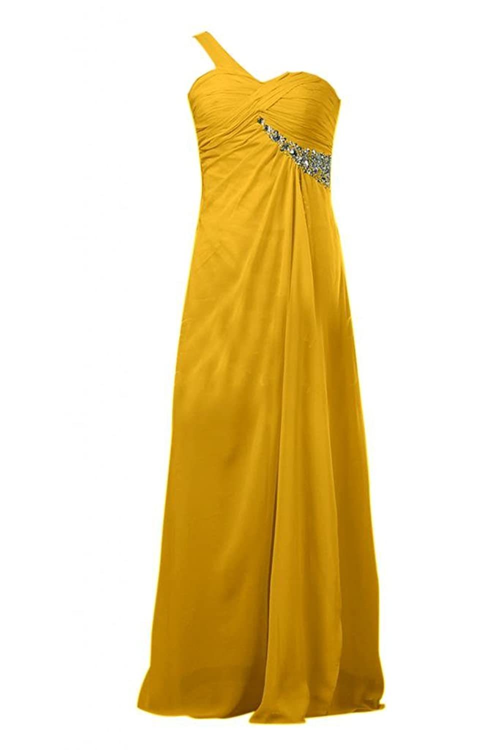 Sunvary Halter Sleeveless Front Slit Trailing Dresses for Prom Eveing Gowns