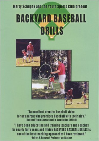 Baseball Coaching:Backyard Baseball Drills