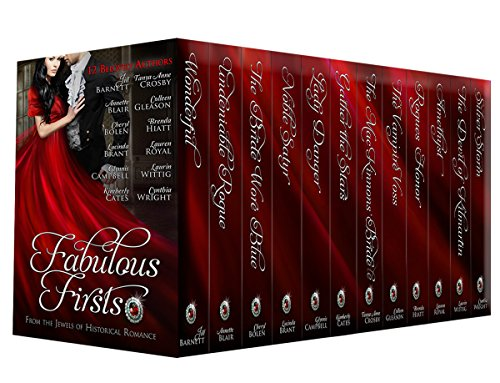 Fabulous Firsts: More Than 4500 Pages -- A Boxed Set (Royal Box)