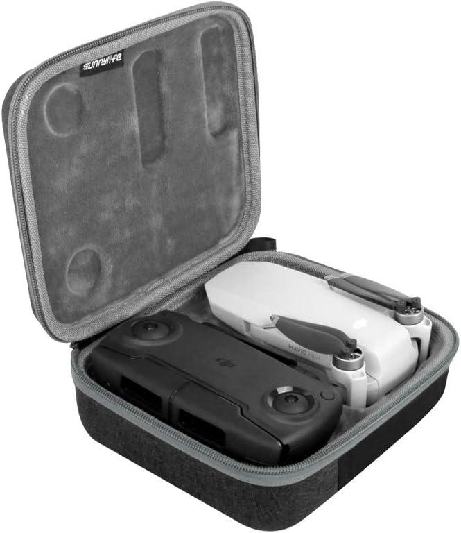 Flycoo2 Sac Portable étui pour DJI Mavic Mini Transport Protection Housse Rigide (1 Sac pour Drone et télécommande) 1 Sac pour drone et télécommande