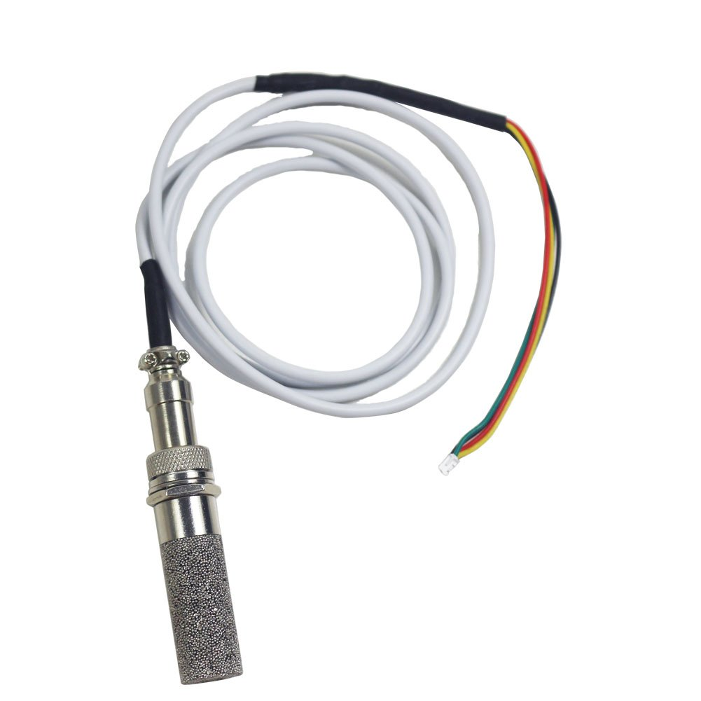 Wired Temperature and Humidity Sensor to work with KT-G2 4G GSM AUTO Relay Switch