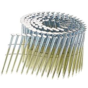 X  Ring Shank Wire Coil Nails