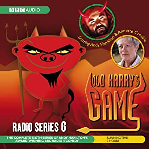 Old Harry's Game Radio/TV