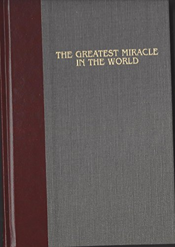 The Greatest Miracle in the World/The Greatest Salesman in the World/The Greatest Secret in the World [Boxed Set] (Greatest Miracle In The World)