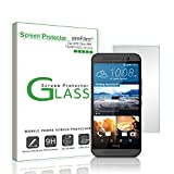 amFilm Glass Screen Protector for HTC One M9 Tempered Glass