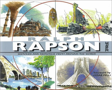 Read Online Ralph Rapson: Sketches and Drawings from Around the World PDF