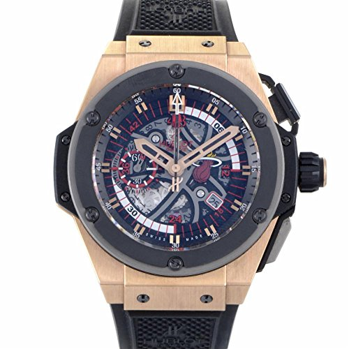 Hublot automatic-self-wind mens Watch 748.OM.1123.RX (Certified Pre-owned)