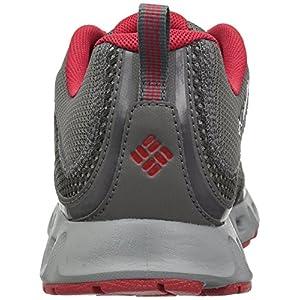 Columbia Men's Drainmaker IV Water Shoe, City Grey, Mountain Red, 10.5 Regular US