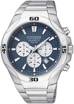 Citizen AN8020-51L Blue Dial Men's Watch