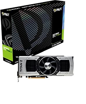 Palit GeForce GTX Titan Z GeForce GTX Titan Z 12GB GDDR5 ...