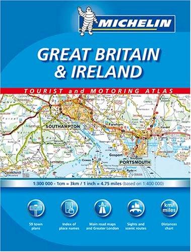 ireland motoring atlas - 2