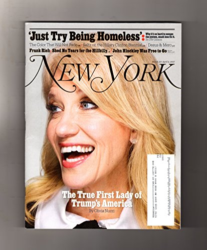New York Magazine (March 20 - April 2, 2017) Kellyanne Conway Cover