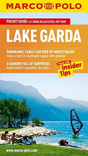 Lake Garda Marco Polo Guide (Marco Polo Guides)