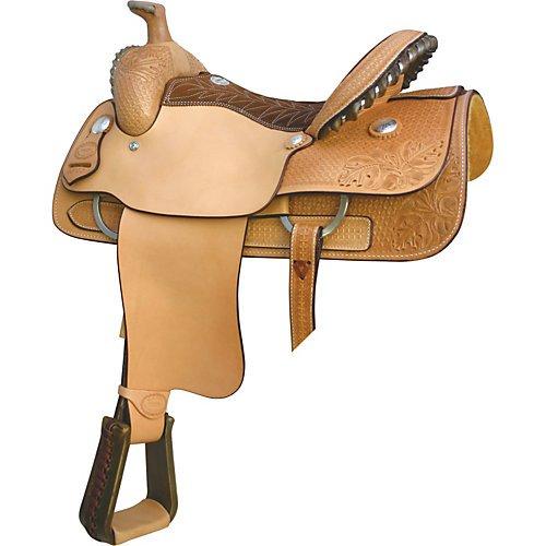 Billy Cook Saddlery Roper Saddle 15.5