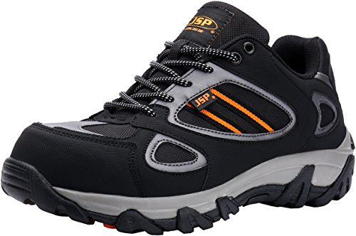 Men's Shoes New Fashion Larnmern Men Work & Safety Shoes Steel-toe Caps Anti-puncture Security Shoes Breathable Boots Working Footwear Reflective Stripe Bracing Up The Whole System And Strengthening It Work & Safety Boots