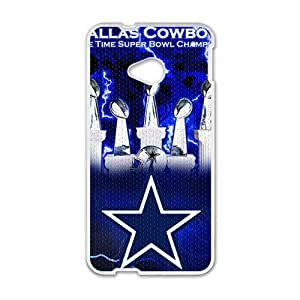 Happy Dallas Cowboys Hot Seller Stylish Hard Case For HTC One M7