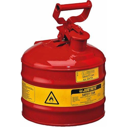 Justrite 10501 Gallon Safety Flammables