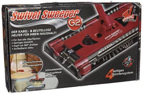 TV - Unser Original 7146 Swivel Sweeper G2 mit Ellenbogengelenk rot