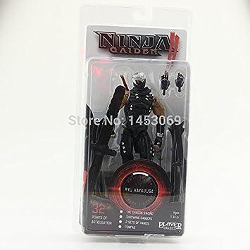 Amazon.com : Ninja Gaiden II Ryu Hayabusa Neca Player Select ...