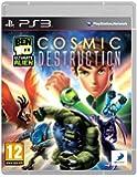 Ben 10 Ultimate Alien: Cosmic Destruction (PS3)