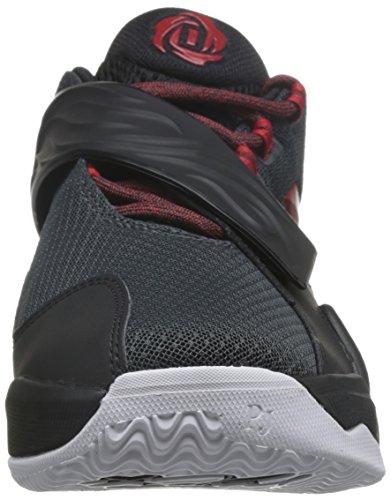 Negro D Rojray Zapatillas grpudg Rose Boost Adidas Hombre De Baloncesto Negbas Para Englewood zwqfq4xd
