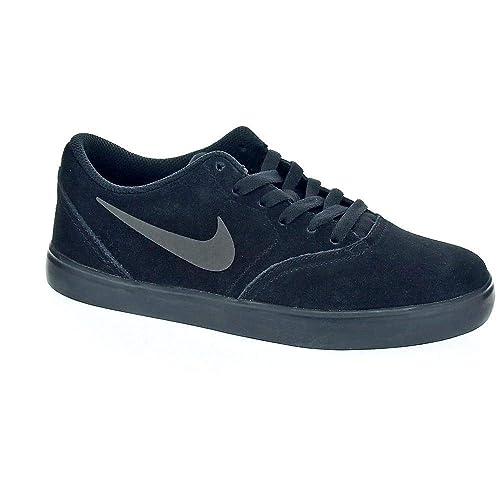 Nike SB Check Suede (GS), Zapatillas de Skateboarding para Niños: Amazon.es: Zapatos y complementos