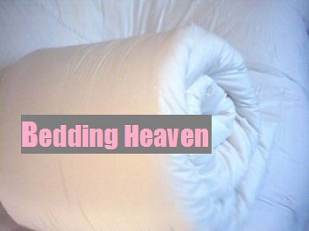 Bedding Heaven 3 tog DUVET Slight Second Lightweight Quilt ideal for Summer. Single, Double, King, Super King Size. This is a UK made slight second direct from the factory. (double) Fogarty