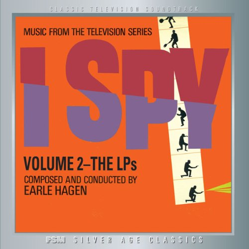 I Spy, Vol. 2 - The LP's [Soundtrack]