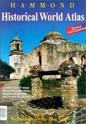 Historical World Atlas, Hammond