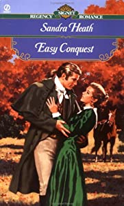 Easy Conquest (Signet Regency Romance)