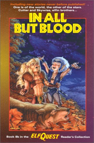 Download Elfquest Reader's Collection #8b: In All But Blood pdf epub