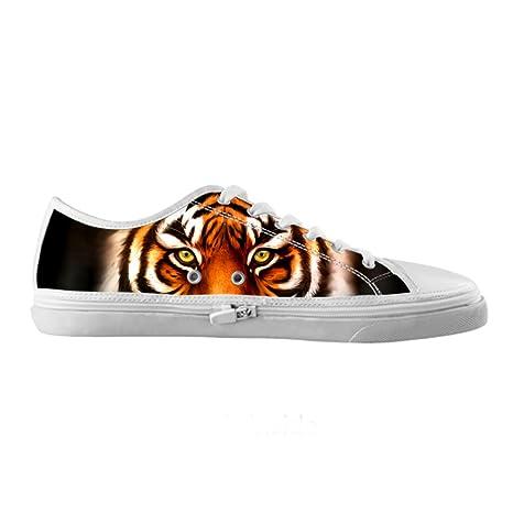 Cheese sobre tamaño Tigre Originals Zapatos Lienzo de alta moda de hombres Moda sobre tamaño de