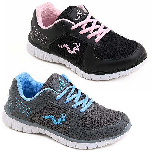 2 Sports Ladies Multicolor Shoes Training Running x Woodworm LXT rqEUwr7H