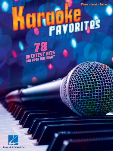 Karaoke Favorites Songbook