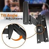 Pyle 90°-30° Angle, Tilt, Rotation Adjustment