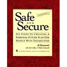 Safe and secure: Six steps to creating a personal future plan for people with disabilities