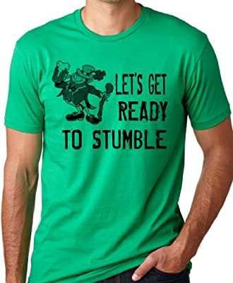 Lets Get Ready to Stumble Funny St Patrick's Day T-Shirt