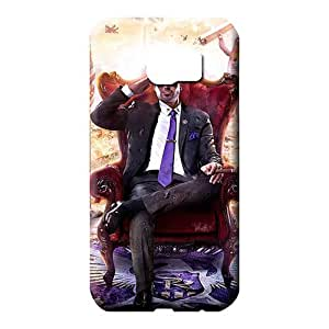 samsung galaxy s6 mobile phone back case Fashion covers New Arrival saints row iv artwork