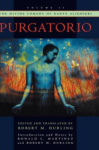 The Divine Comedy of Dante Alighieri: Vol. 2, Purgatorio by Dante Alighieri